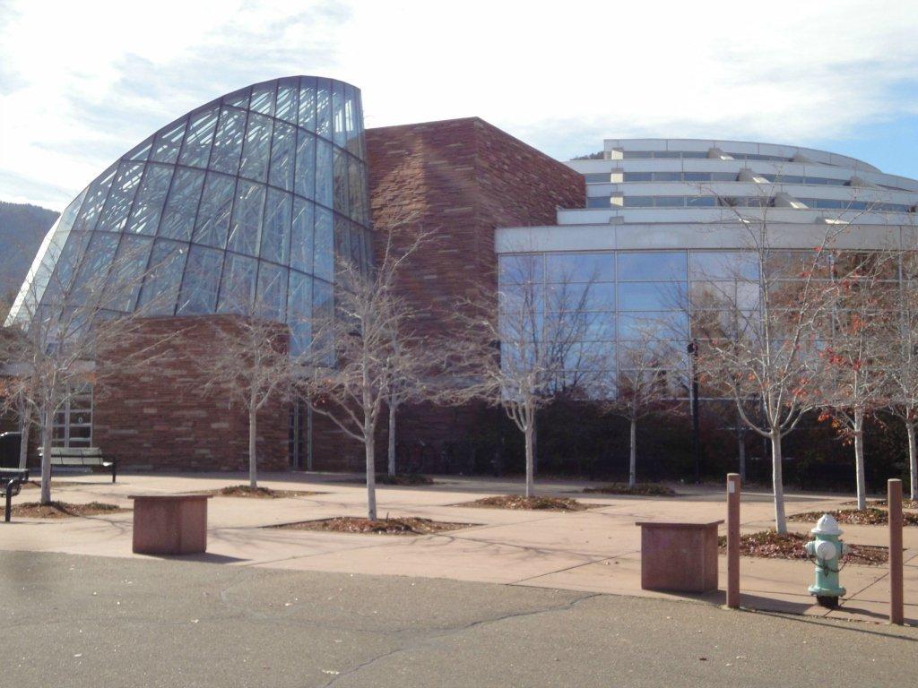 Boulder Public Library Main Branch