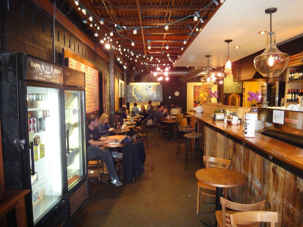 Boulder Co Coffee Shop Pearl Street