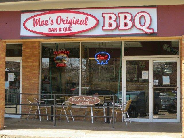 Boulder Colorado Moe's BBQ
