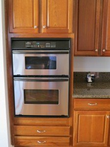 Boulder real estate inspection a close up of oven