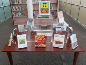 Boulder Public Library book display feels like a store, but everything is free