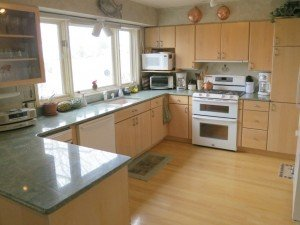 Boulder real estate inspection a kitchen in Boulder