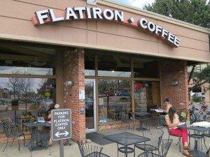Flatiron Coffee Boulder exterior of building
