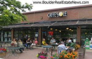 Caffe Sole in South Boulder