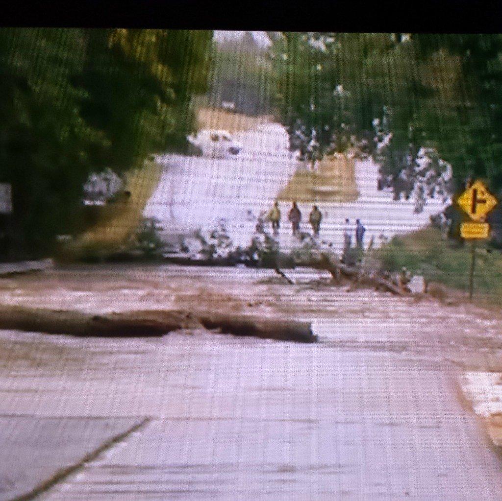 Colorado News: Boulder News Flash: Boulder Flash Flood Impacts Boulder