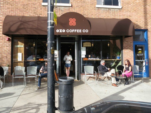 Ozo Coffee Downtown Boulder exterior