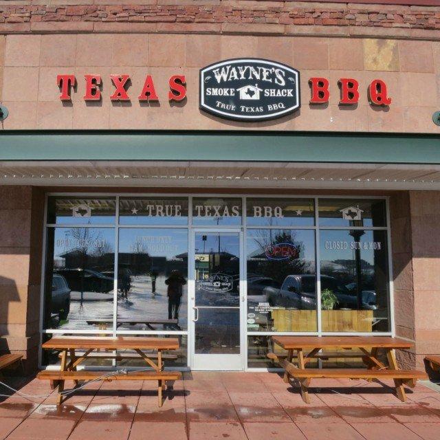 Waynes Smoke Shack True Texas BBQ