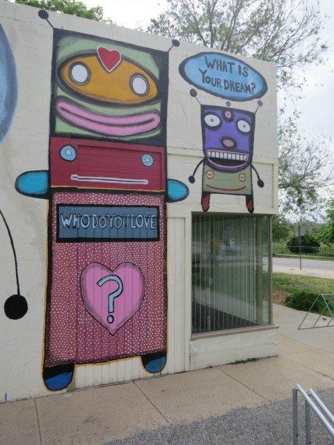 Gary Hirsch mural