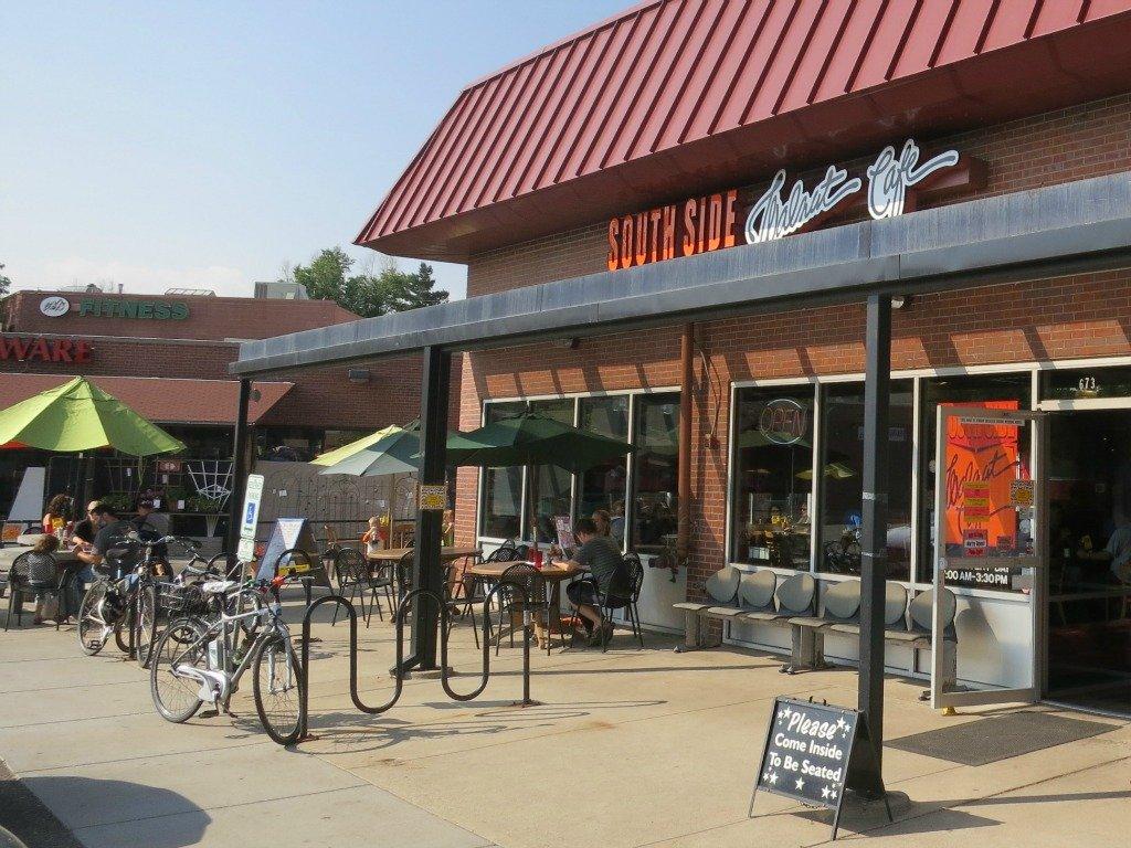 Cafe Sole Boulder Menu