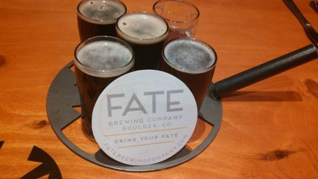fate beer taster sampling
