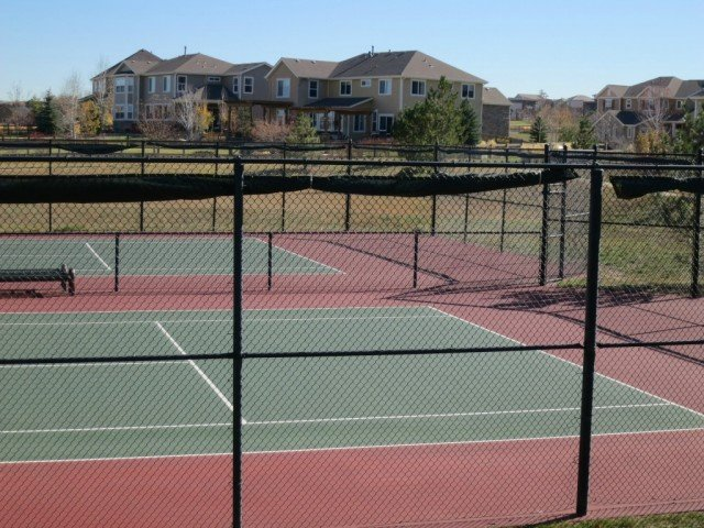 vista ridge tennis courts