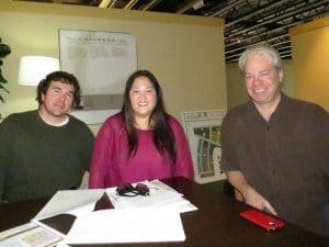 new construction is one option to overcome High Demand Short Supply by constructing a new home like buyers steven and sherry, pictured with bob gordon realtor