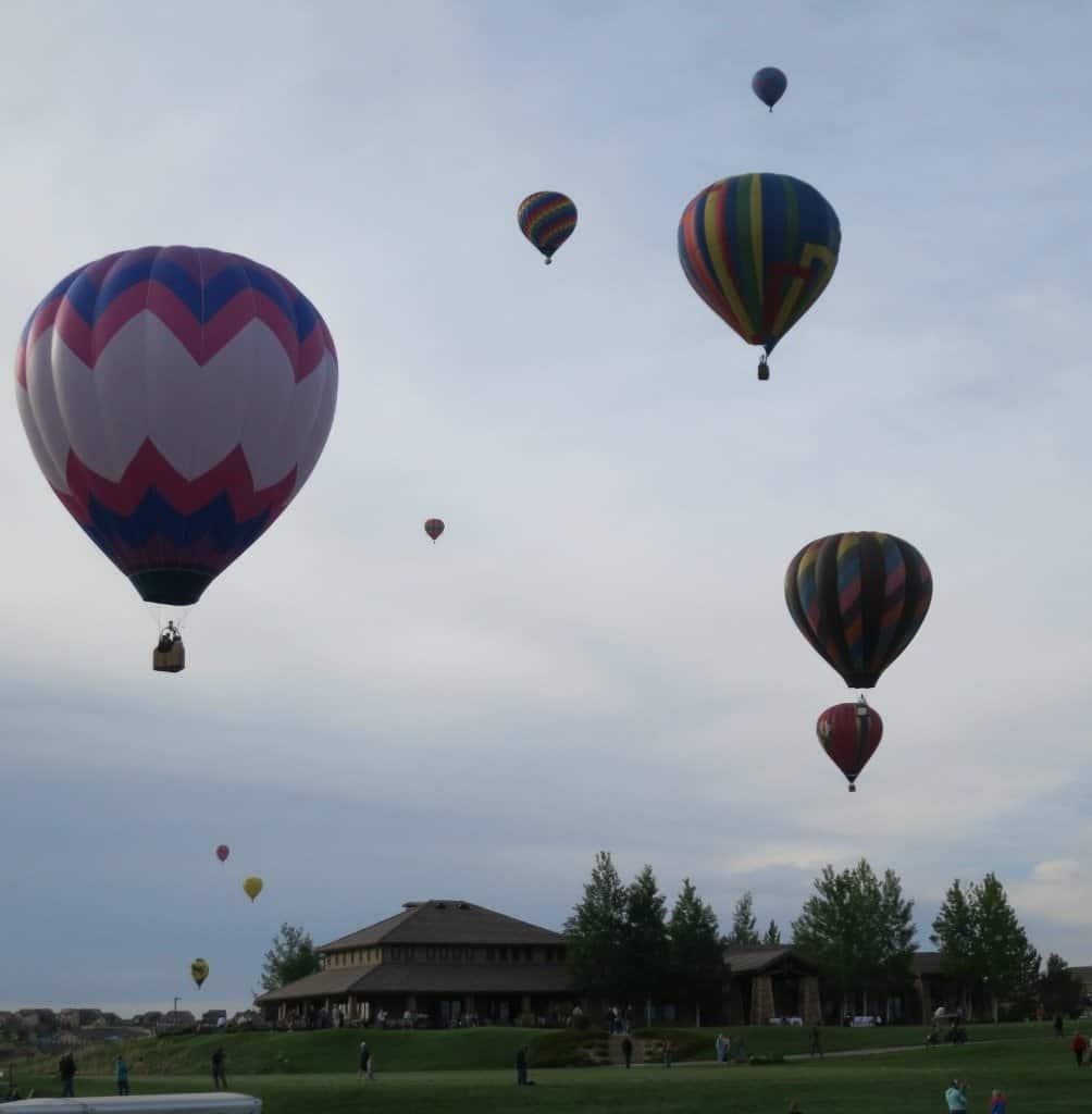 2015 Erie Balloon Festival