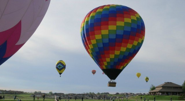 balloons in erie colorado