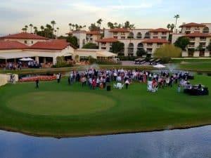 view from room at arizona grand resort phoenix