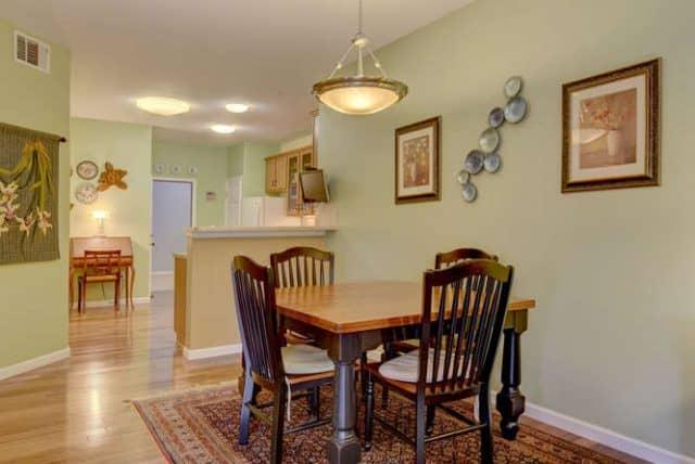 dining room at 14122 sun blaze loop g