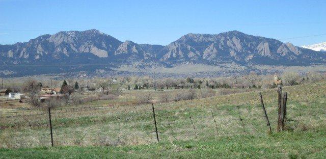 front range colorado rockies