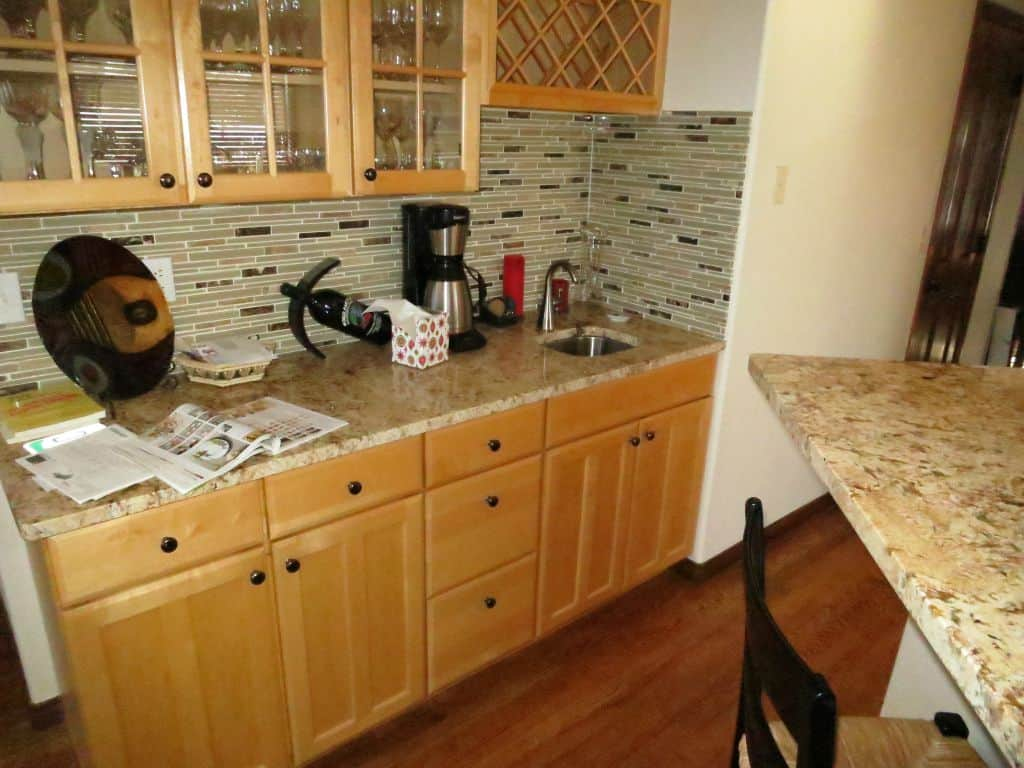 Kitchen Remodel Using Thrifted Cabinets - Boulder Real Estate News