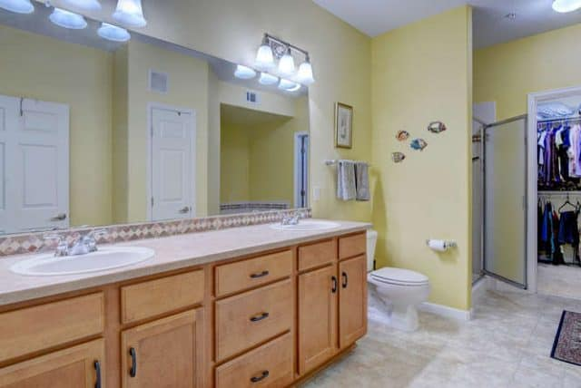 master bathroom at 14122 sun blaze loop g