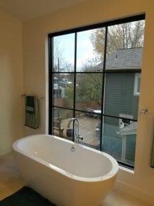 free standing tub master bathroom