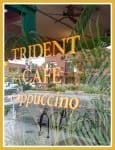 trident cafe cappuccino